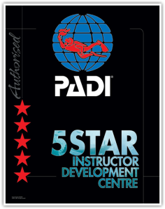 padi 5 star instructor development centre in Oludeniz Turkey
