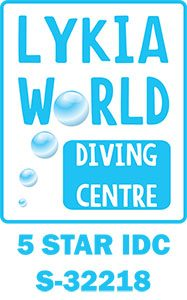 lykia world diving centre retina logo
